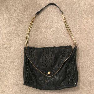 Rebecca Minkoff Zip Trim Envelope Bag